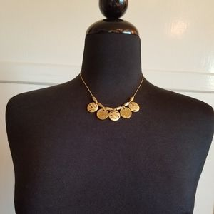 Kenneth Cole Gold-Tone Necklace